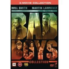 BAD BOYS 1-3 BOX (3 disc)