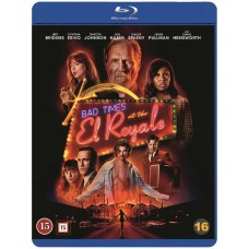 BAD TIMES AT THE EL ROYALE - Blu-ray