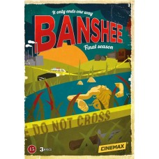 BANSHEE - KAUSI 4