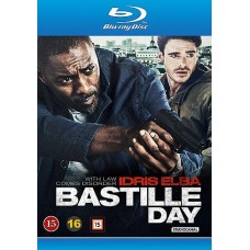 Bastille Day - Blu-ray
