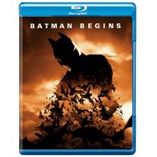 BATMAN BEGINS - Blu-ray
