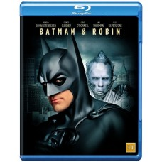 BATMAN JA ROBIN - Blu-ray