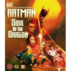 BATMAN - SOUL OF THE DRAGON - Blu-ray