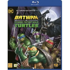 BATMAN VS TEENAGE MUTANT NINJA TURTLES - Blu-ray
