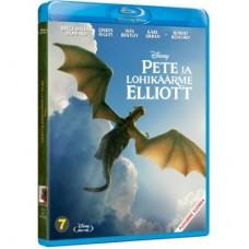 Pete Ja Lohikäärme Elliott (2016) - Blu-ray