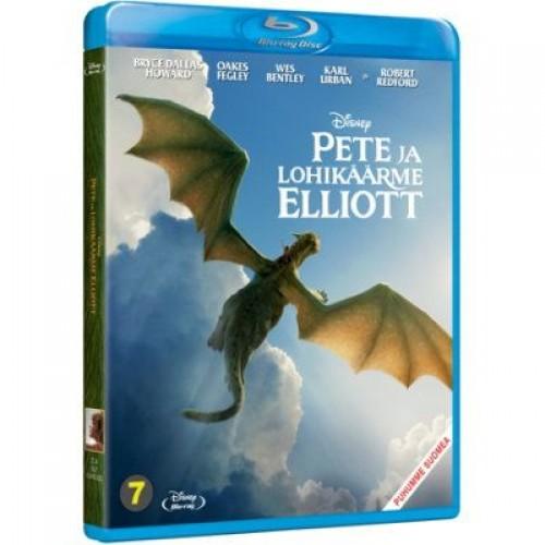Pete Ja Lohikäärme Elliott