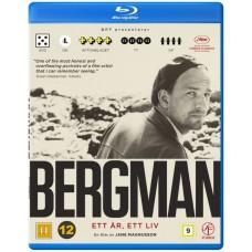 BERGMAN - YKSI VUOSI, YKSI ELÄMÄ (2018) - Blu-ray