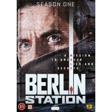 BERLIN STATION - KAUSI 1