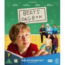 BERTIN PÄIVÄKIRJAT - BERTS DAGBOK - Blu-ray