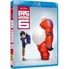 DISNEY KLASSIKKO 53 - BIG HERO 6 - Blu-ray