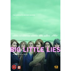 BIG LITTLE LIES - KAUSI 2