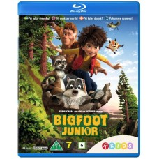 BIGFOOT - ISOJALAN POIKA - Blu-ray
