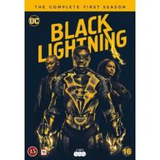 BLACK LIGHTNING - KAUSI 1
