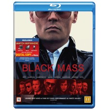 BLACK MASS - Blu-ray