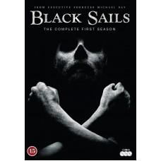 BLACK SAILS - KAUSI 1