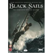 BLACK SAILS - KAUSI 2