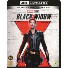 BLACK WIDOW (2021) - 4K ULTRA HD + BLU-RAY