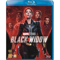 BLACK WIDOW (2021) - Blu-ray