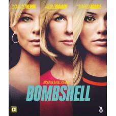 BOMBSHELL - HILJAISUUDEN RIKKOJAT - Blu-ray