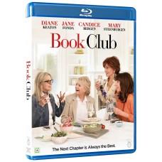 BOOK CLUB - VÄREILEVIÄ LUKUNAUTINTOJA - Blu-ray