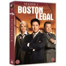 BOSTON LEGAL - KAUSI 1