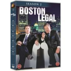 BOSTON LEGAL - KAUSI 2