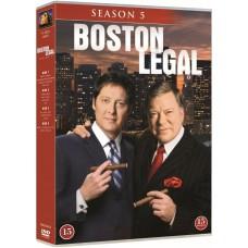 BOSTON LEGAL - KAUSI 5