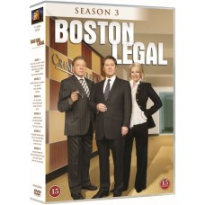 BOSTON LEGAL - KAUSI 3