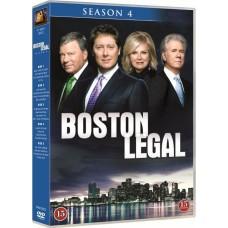 BOSTON LEGAL - KAUSI 4