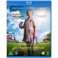 BRITT-MARIE KÄVI TÄÄLLÄ - BRITT-MARIE VAR HÄR - Blu-ray