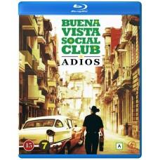 BUENA VISTA SOCIAL CLUB - ADIOS - Blu-ray