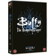 BUFFY VAMPYYRINTAPPAJA - BUFFY THE VAMPIRE SLAYER - KAUSI 1