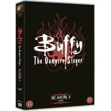BUFFY VAMPYYRINTAPPAJA - BUFFY THE VAMPIRE SLAYER - KAUSI 2