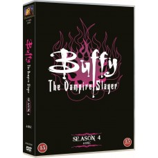 BUFFY VAMPYYRINTAPPAJA - BUFFY THE VAMPIRE SLAYER - KAUSI 4