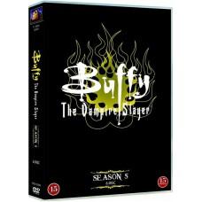 BUFFY VAMPYYRINTAPPAJA - BUFFY THE VAMPIRE SLAYER - KAUSI 5