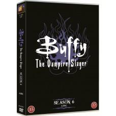 BUFFY VAMPYYRINTAPPAJA - BUFFY THE VAMPIRE SLAYER - KAUSI 6