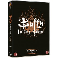 BUFFY VAMPYYRINTAPPAJA - BUFFY THE VAMPIRE SLAYER - KAUSI 7