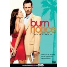 BURN NOTICE - KAUSI 1