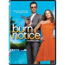 BURN NOTICE - KAUSI 2