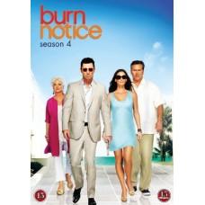 BURN NOTICE - KAUSI 4
