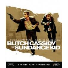 Butch ja Kid - auringonlaskun ratsastajat - Blu-ray