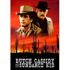 Butch ja Kid - auringonlaskun ratsastajat