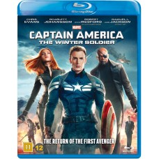 CAPTAIN AMERICA - THE WINTER SOLDIER - Blu-ray