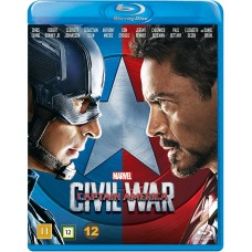 Captain America - Civil War - Blu-ray
