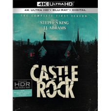 CASTLE ROCK - KAUSI 1 - 4K ULTRA HD + BLU-RAY