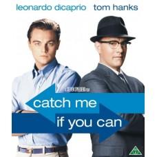 Catch Me If You Can - Ota Kiinni Jos Saat - Blu-ray