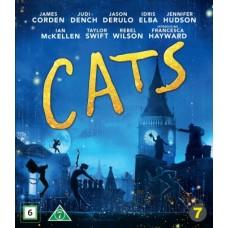 CATS (2019) - BLU-RAY