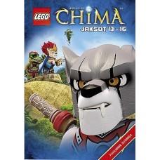 Lego Legends of Chima 4 (Jaksot 13-16)