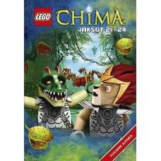 Lego Legends of Chima 6 (Jaksot 21-24)