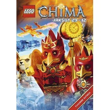 Lego Legends of Chima 8 (Jaksot 29-32)